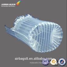 transport protective shock resistant milk powder air bag inflatable packaging