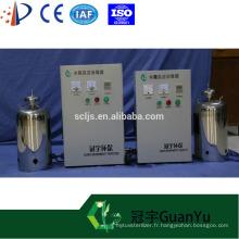 Filtre à eau autonome d'ozonateur pour traitement de l'eau