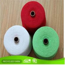 Ne12s Optical White OE Cotton Blended Garn für Strick Socke