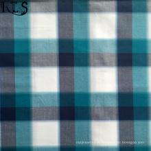 Cotton Poplin Woven Yarn Dyed Fabric Rls70-1po