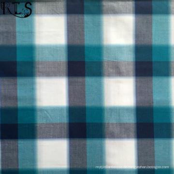 Baumwoll-Popeline gewebten Garn gefärbtes Gewebe Rls70-1po