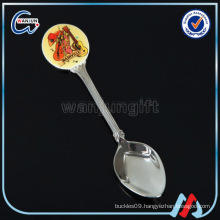 Mini Metal Brass Decorative Spoon