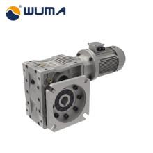 Novo design personalizado de alta qualidade de alumínio hipoidal gearmotor