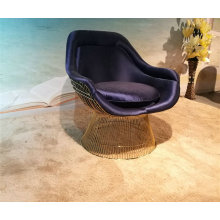 Warren Platner Wire Easy Chair