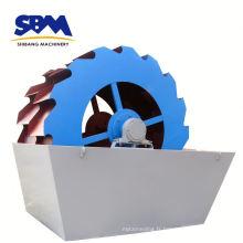 Machine à laver le sable de silice Indonésie pour le kaolin