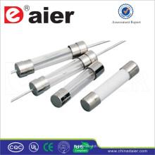 Daier 3 * 10mm 5 * 20mm 1.6a 250v Sicherung mit Leads