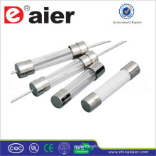 Daier 3*10mm 5*20mm 1.6a 250v fuse With Leads