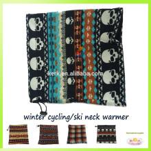Bufanda caliente del esquí del calentador del cuello del balaclava de la venta del paño grueso y suave polar