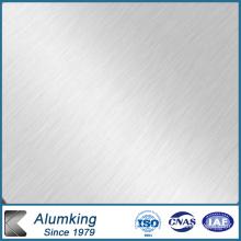 Folha de alumínio 1050/1060/1100 para cortina de parede