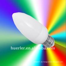 Niedrigere Leistung 1.5w e27 LED Kerzenlicht
