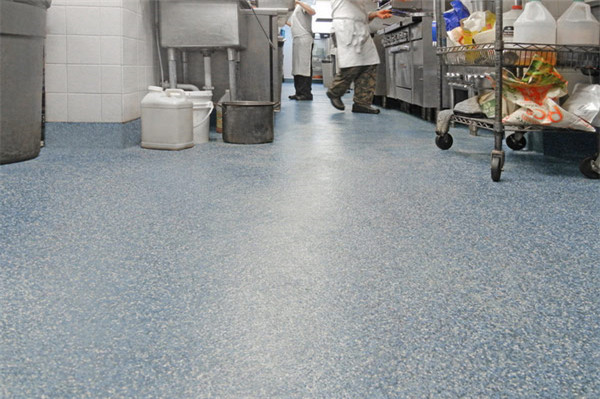 Non Slip Floor Paint for Concrete