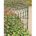 Border Fence Roll-Flower Wire Mesh