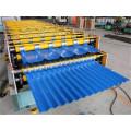 Wellblech Panel Roll Former Machine