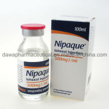 300mgi/Ml Omnipaque Iohexol Injection for X Ray Contrast Medium