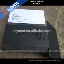 Offset printing letterpress cool business cards designs