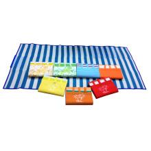 OEM Beach Blanket Picnic que viaja que acampa la estera de los PP
