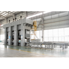 Truck Chasiss Longitudinal Beam/Stringer Hydraulic Press Machine 6000 Ton
