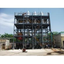 Evaporador de águas residuais