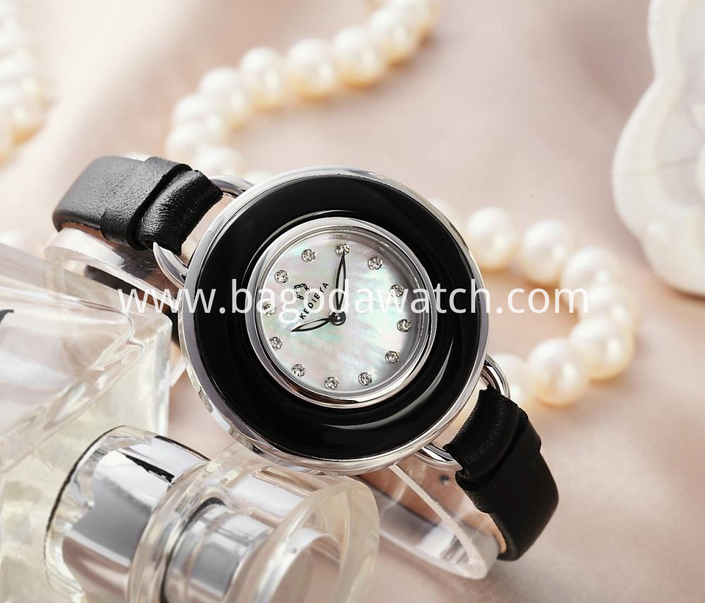 Small Strap Women Watch
