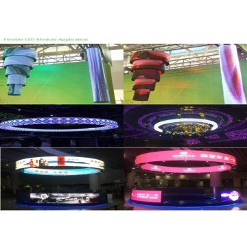 P6.6 Full-color Ultra Thin Indoor Soft LED Display