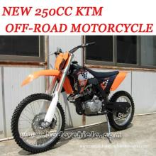 MOTOCICLETA OFF-ROAD NOVA DE 250CC KTMS