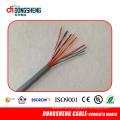 7 * 0.22mm 4c / 6c / 8c Unshield Alarma Cable