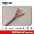 Тревожный кабель с экраном 2c / 4c / 6c / 8c / 10c / 12c