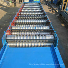 PLC Auto Control Corrugation Roofing Machines