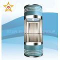 Tour sightseeing panoramic glass elevator                                                                         Quality Choice