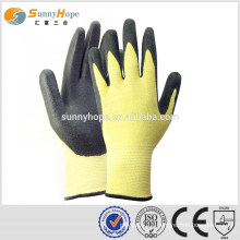 SUNNYHOPE knitted cut proof resistant gloves