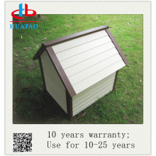 Herringbone Wood Plastic Composite Pet House