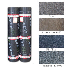 4mm waterproofing materials for concrete roof