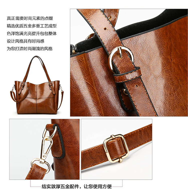 Womens Ladies Fation Tote Handbag Bag