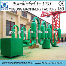 CE approved high efficiency good performance wood sawdust dryer