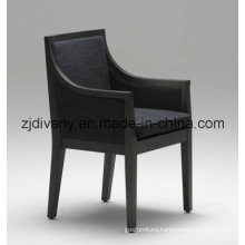 Modern Style Meeting Room Soft Seat Wooden Chair (C-51)