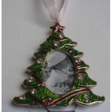 Christmas Tree Photo Frame For Promotional