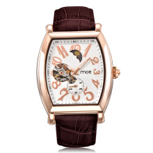 Casual Rose Gold Sports Flying Tourbillon Men's Watch