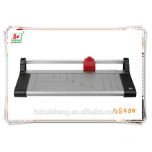 business card cutter,factory sale, for A4 size HS909 paper cutter.paper trimmer