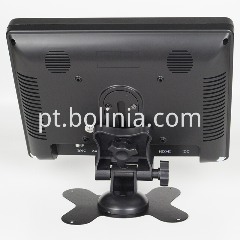 B8007 Bolinia lcd monitor back view