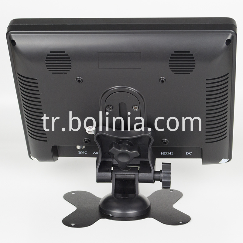 Bolinia cctv display