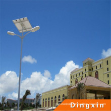 High Quality 20W-60W Solar LED Street Light with Double Arms