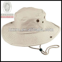 white cotton bucket hats for sale