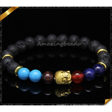 Hot Selling Lava Beads Fashion Bracelets Jewelry Wholesale (CB098)