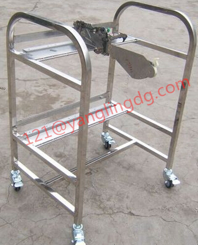 Juki feeder storage cart