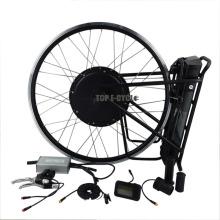 Rueda delantera / trasera del precio barato de China para el kit eléctrico de la bici, kit barato del ebike para la venta