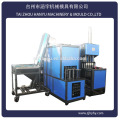 Тай Чжоу 4 полости ПЭТ полуавтоматическая выдувная формовочная машина, цена с авто-загрузки