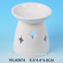 Set de brûleurs à l'huile parfumerie en céramique pour décoration de la maison