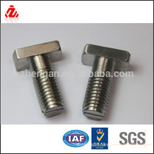304 stainless steel T bolt M16