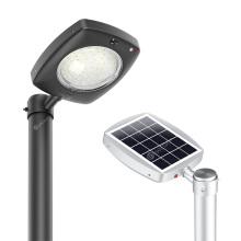 Lampadaire solaire LED à lampe automatique