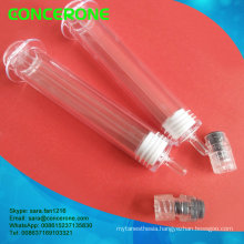 Disposable Prefilled Syringe 10ml for Hyaluronic Acid (plastic)